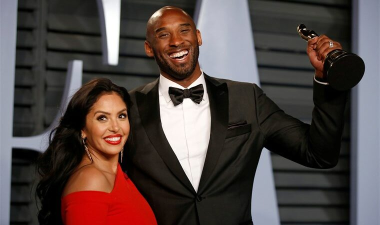 Vanessa Bryant Shares Release of Kobe Bryant's New Book Series