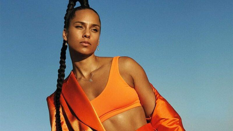 Alicia Keys Bares All In New Memoir